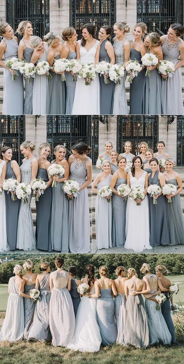 Mismatched Bridesmaid Dresses Your Girls Cant Say No