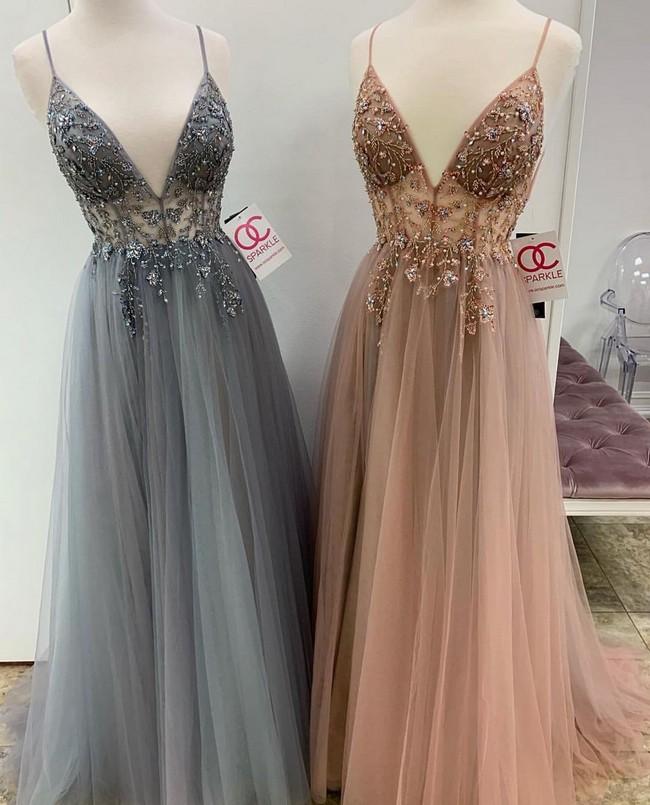 OC Sparkle Prom Dresses #prom #promdresses #dresses