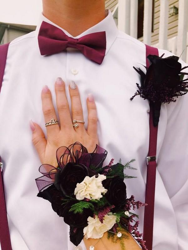 Boutonniere, Wrist Flower, Prom, Boutonnieres, Prom Boutonnieres, Prom Photography, Prom Corsages