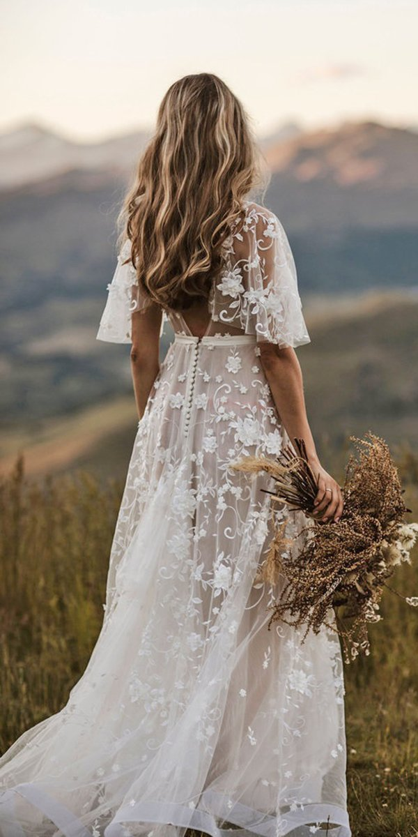Top 18 Rustic Country Wedding Dresses for 2020 - Show Me