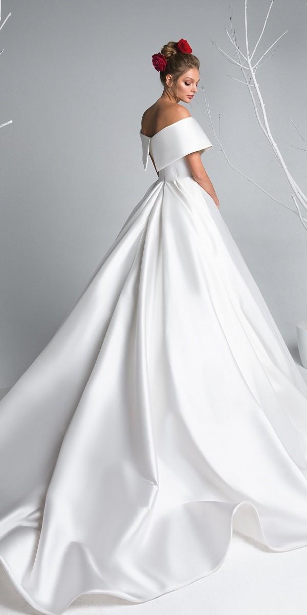 Eva Lendel elegant simple wedding dresses emma_4
