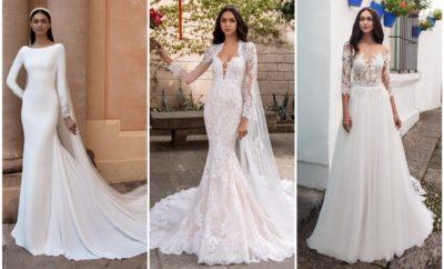 Pronovias wedding dresses 2020