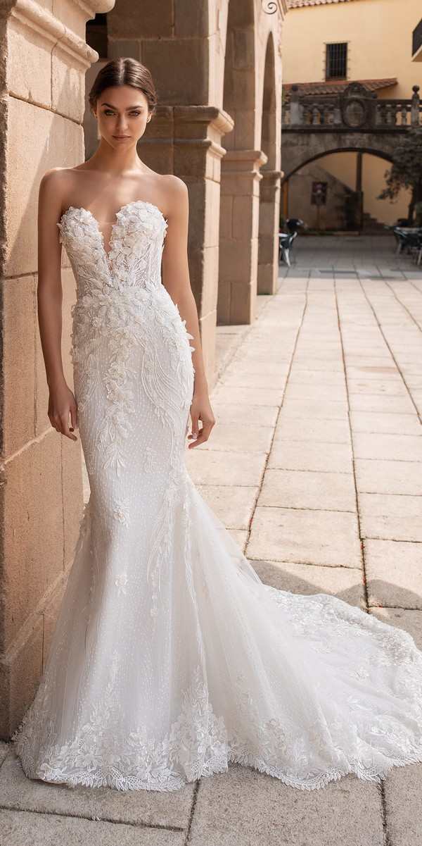 Pronovias wedding dresses 2020 AETHRA_B