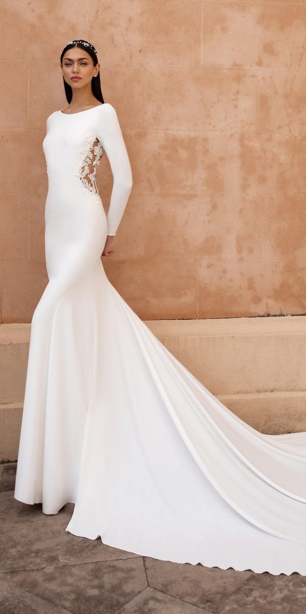 Pronovias wedding dresses 2020 ALAUDA_B