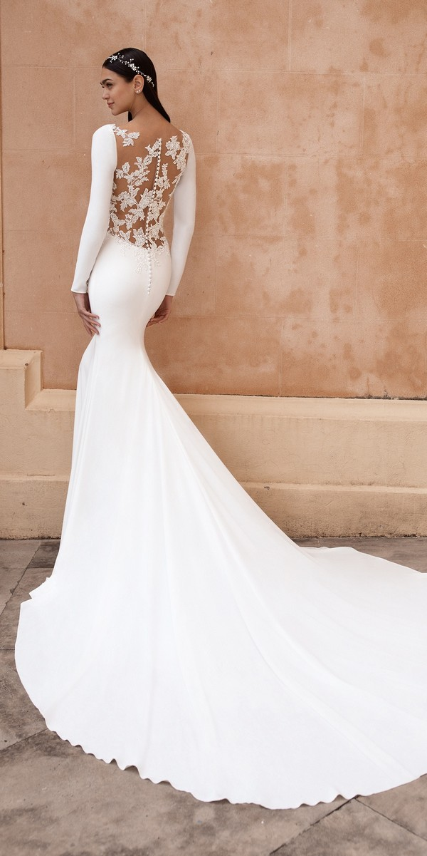 Pronovias wedding dresses 2020 ALAUDA_C