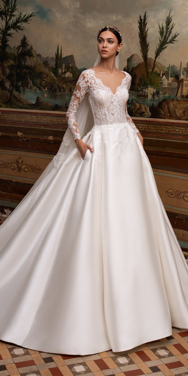 Pronovias wedding dresses 2020 ALBION_B