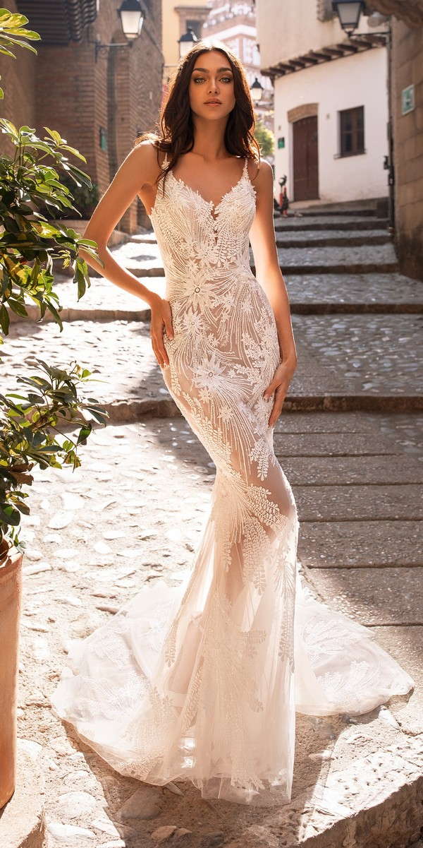 Pronovias wedding dresses 2020 ALBIORIX_B