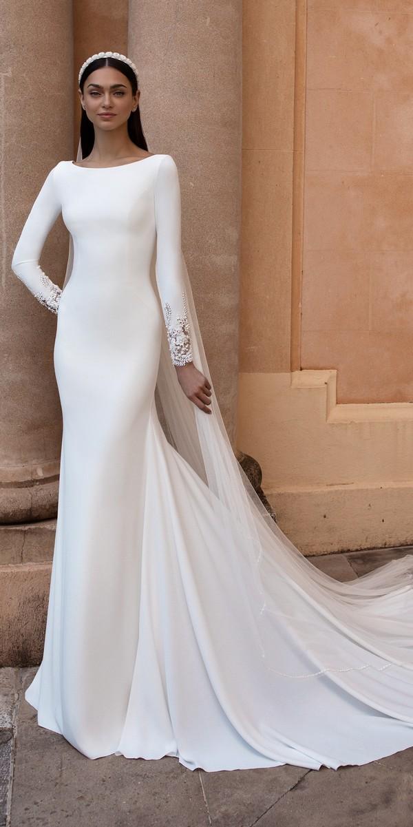Pronovias wedding dresses 2020 ATAMI_B