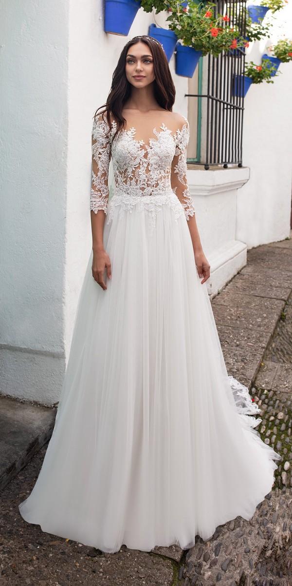 Pronovias wedding dresses 2020 FORNAX_B