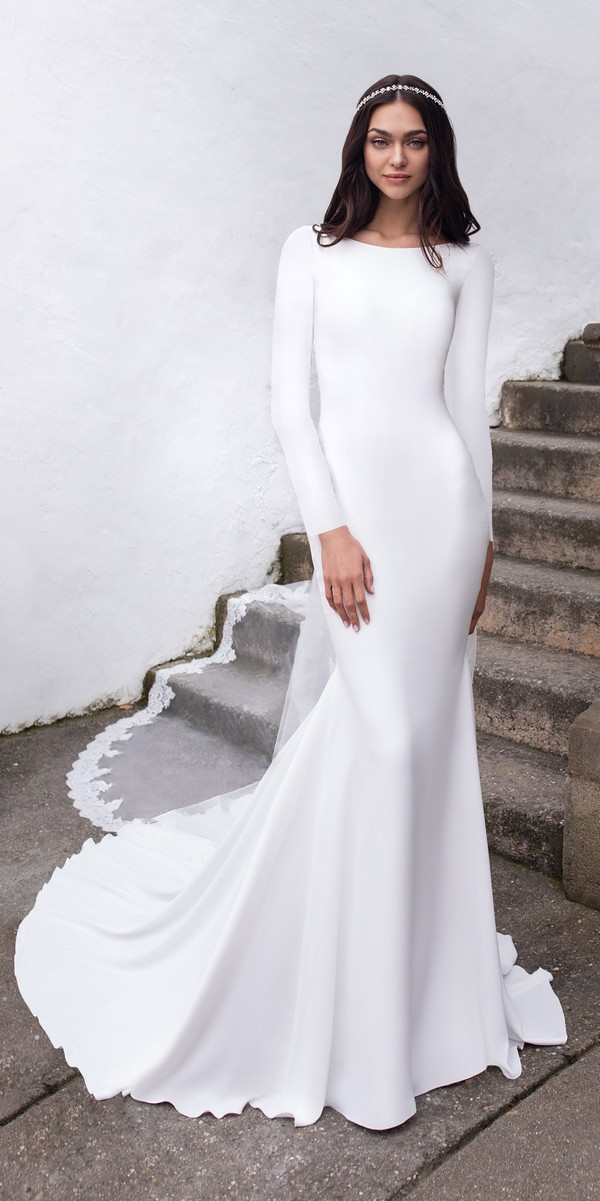 Pronovias wedding dresses 2020 KEMI_B_1