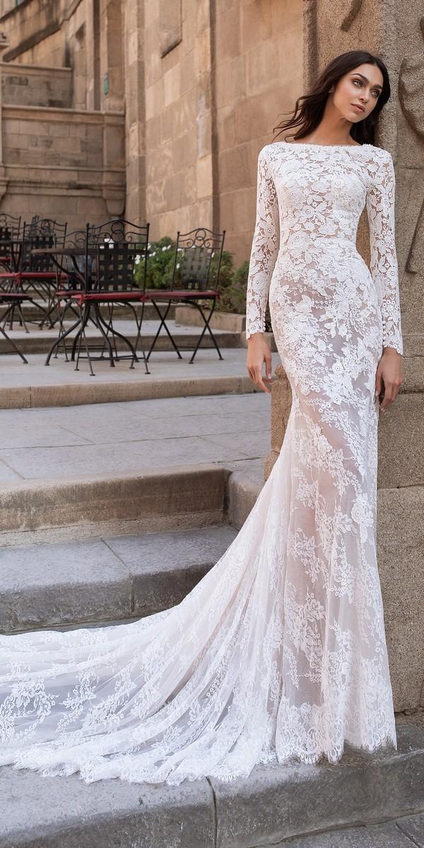 Pronovias wedding dresses 2020 TELESTO_B