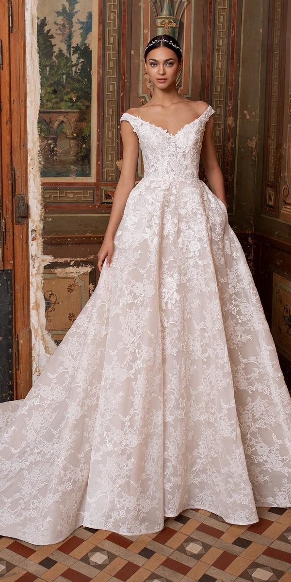 Pronovias wedding dresses 2020 THEBE_B