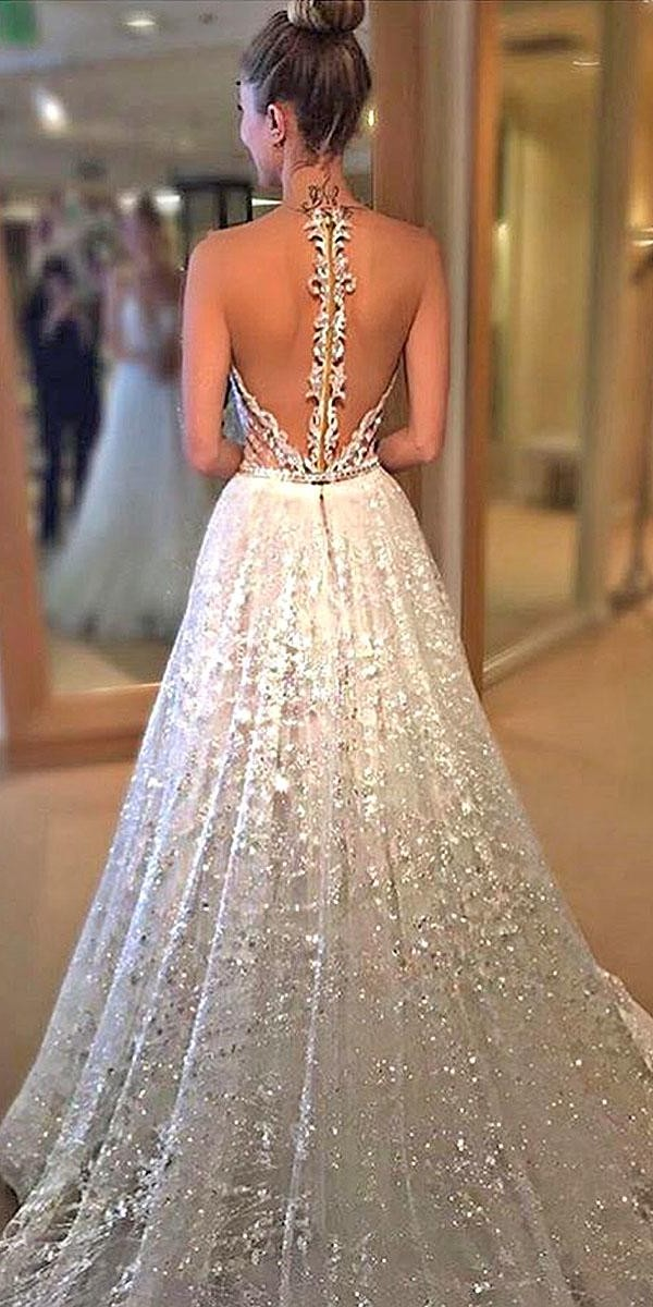 tattoo effect wedding dresses berta bridal