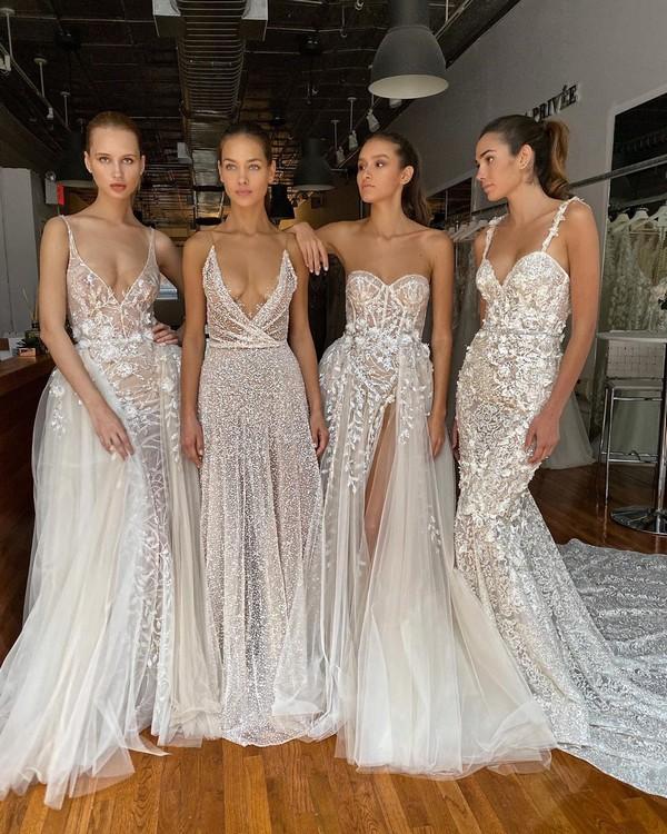 Berta 2020 Wedding Dresses #wedding #weddingdresses #dresses #weddingideas