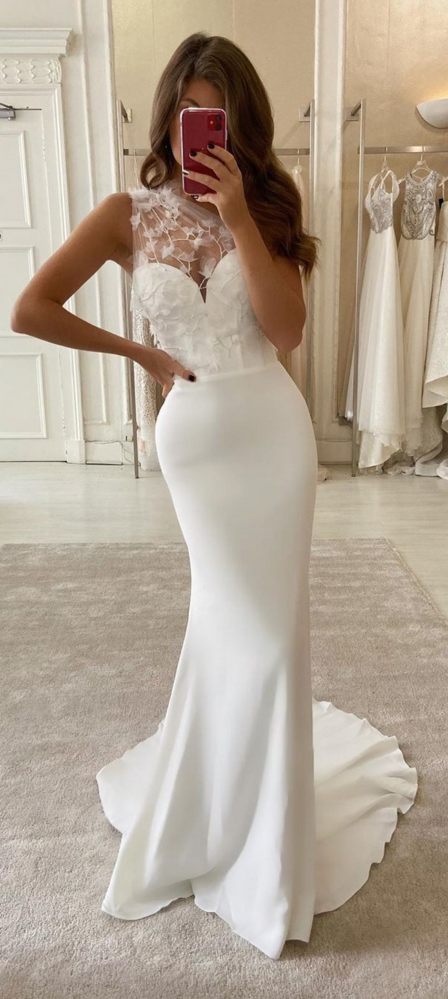 Eleganza Sposa wedding dresses #wedding #weddingideas #weddingdresses #bridaldresses