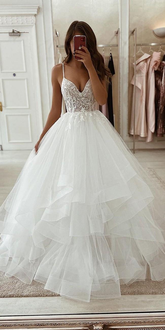Eleganza Sposa wedding dresses #wedding #weddingideas #weddingdresses #bridaldresses