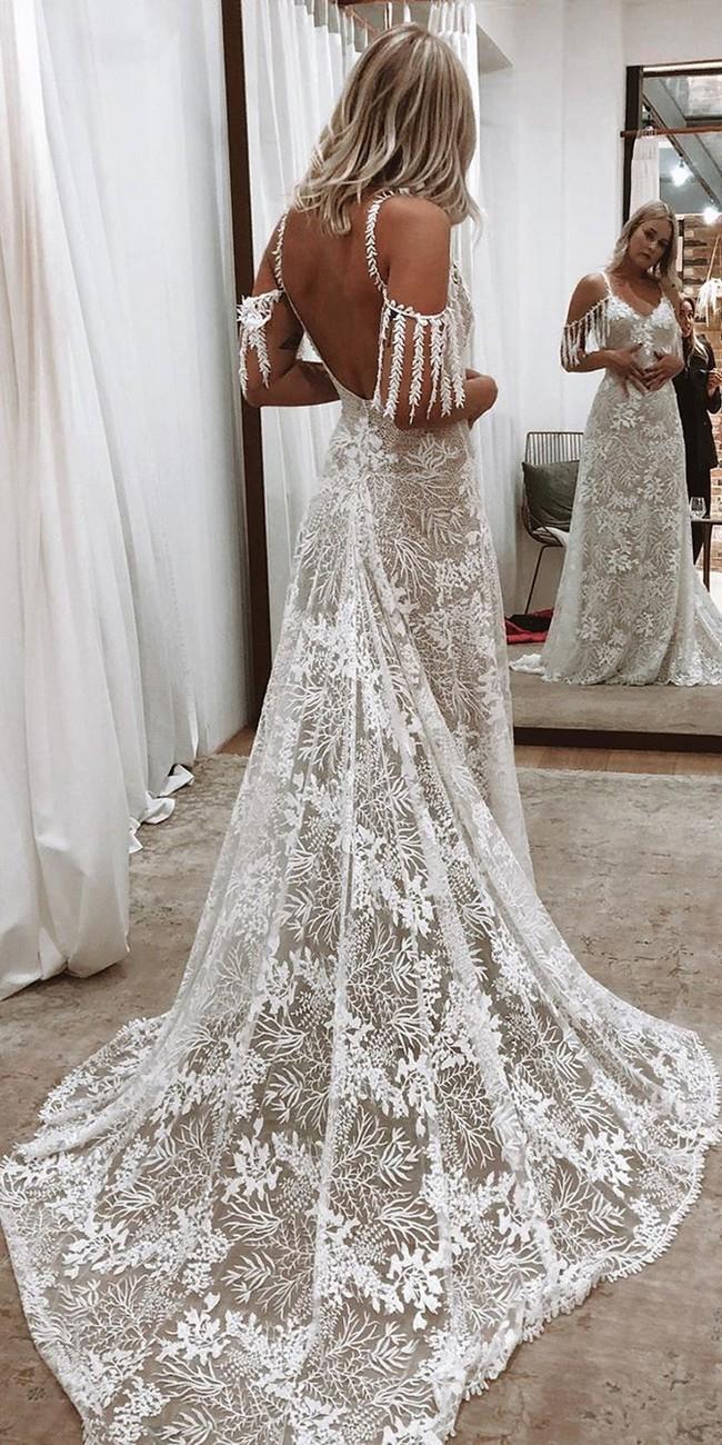 Grace Loves Lace Bohemian Wedding Dresses #wedding #dresses #weddingdresses #weddingideas