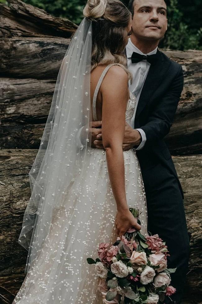 Grace Loves Lace Wedding Veils #wedding #weddingveils #veils