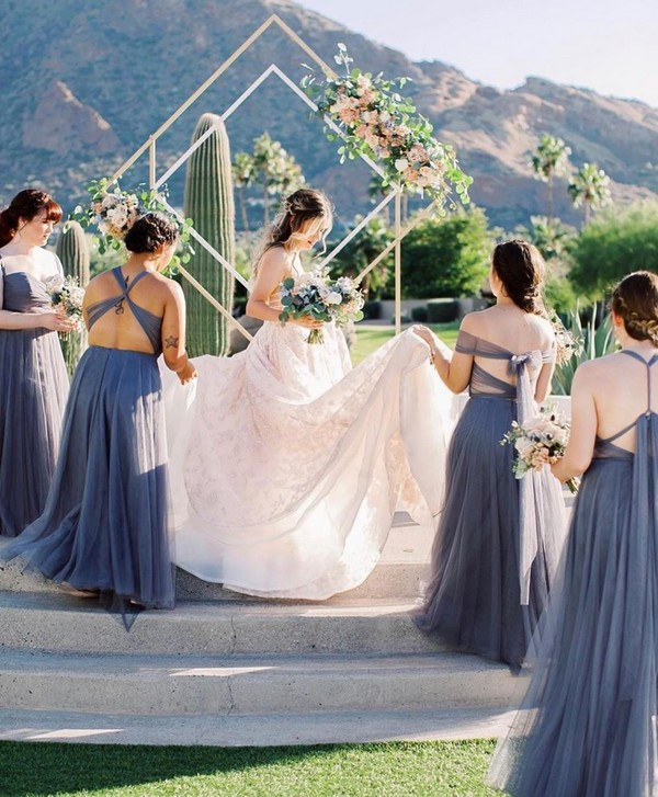 Jenny Yoo Fall Bridesmaid Dresses #bridesmaid #dresses #wedding #bridesmaiddresses