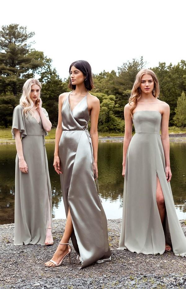 Jenny Yoo Fall Bridesmaid Dresses #bridesmaid #dresses #wedding #bridesmaiddresses