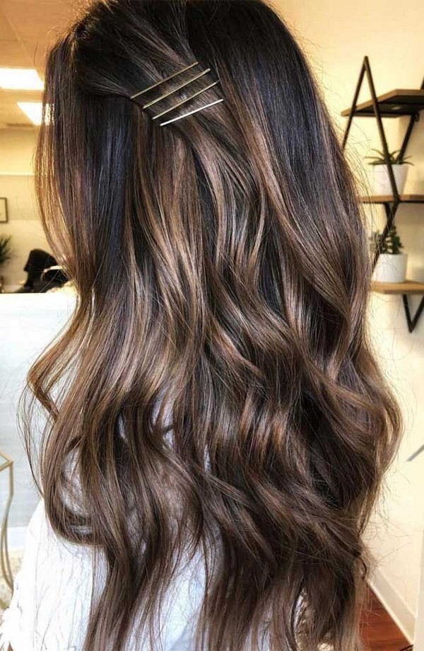 hair colors light brown hair color, ash brown hair,  hair color summer #haircolor #brownhair #hairstyles best hair colors, balayage hair, ombre hair colors, blonde hair, hair color younger, hair color ideas, hair color with highlights, medium brown hair