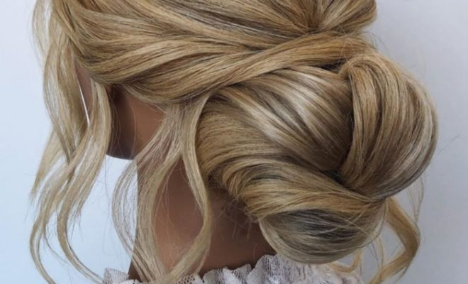 caraclyne.bridal Long Wedding Hairstyles and Updos #wedding #weddingupdos #weddingideas #hairstyles